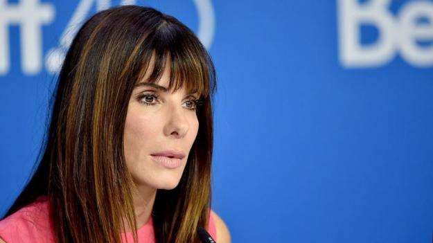 Sandra Bullock se sincera y revela entre lágrimas las palabras de su madre antes de morir