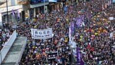 Los hongkoneses elogian la cobertura de La Gran Época sobre las protestas por el proyecto de ley de extradición