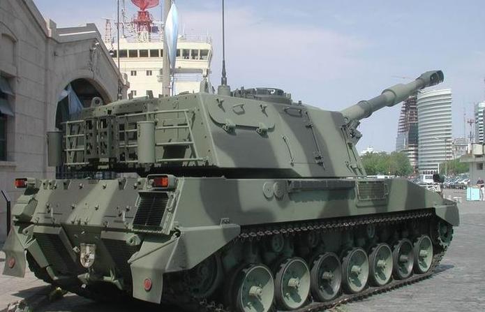 Tanque en Argentina TAM VCA 155 (Wikimedia Commons)
