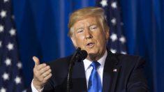 """""""Mucha gente"""" será deportada después del 4 de julio, dice Trump"""