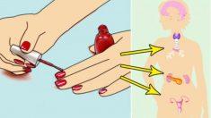 Cosas peligrosas que le suceden a tu cuerpo si te aplicas esmalte de uñas con frecuencia