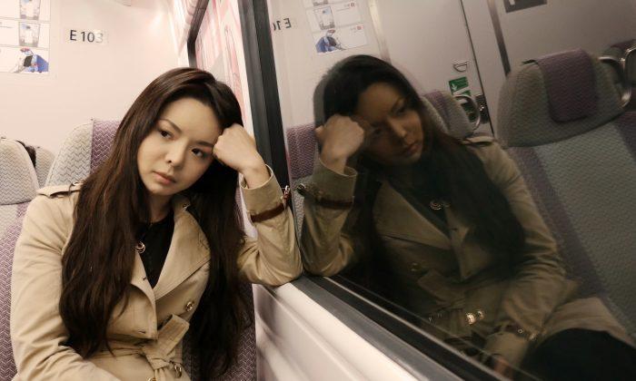 """Anastasia Lin en una imagen de la película """"Badass Beauty Queen"""". (Cortesía de Lofty Sky Entertainment)"""