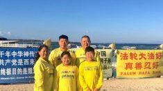 Asediada por el comunismo en China huye con sus tres pequeños pero queda varada en Indonesia