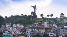 Ecuador: La Virgen de Quito se vestirá de rosa contra el cáncer de mama
