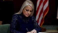 La flamante gobernadora de Puerto Rico comienza a perfilar su nuevo gobierno