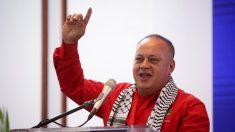 """Diosdado Cabello: """"Ha resurgido la izquierda bolivariana"""" en América Latina"""