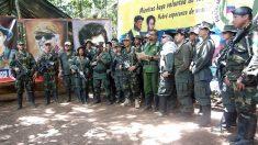 Mueren 9 disidentes de las FARC en una gran operación militar en Colombia