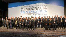 Cumbre en Perú: la región no puede seguir siendo afectada por el peso de la crisis en Venezuela
