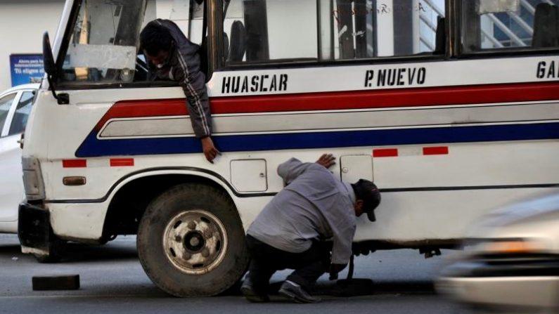 Foto ilustrativa de un autobús de Perú. (Carlos Felipe Pardo   Flickr)