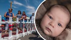 Mamá dio la vida para salvar a su bebé en el tiroteo de El Paso protegiéndolo de los disparos