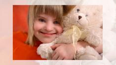Hermosa niña con síndrome de Down gana dos contratos de modelaje gracias a su radiante sonrisa