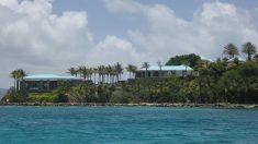 Socia de Epstein habría dicho que su isla estaba equipada con cámaras: el FBI incauta computadoras