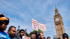 """Londres es nombrada """"capital occidental de los ataques con ácido"""": 752 casos en un año"""