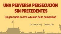 'Una perversa persecución sin precedentes'- Capítulo Seis: Todos los esfuerzos de la nación son vertidos en la persecución