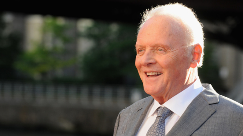 Anthony Hopkins. (Timothy Hiatt/Getty Images para Paramount Pictures)