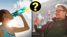 3 terribles verdades sobre el agua embotellada que los fabricantes no quieren contarte