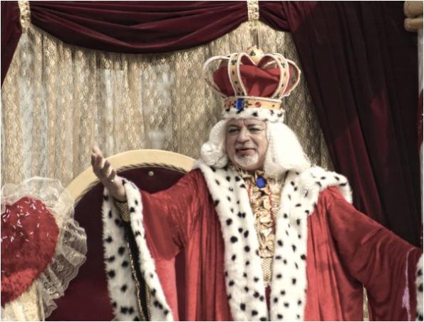 Moraleja del Emperador y el mendigo
