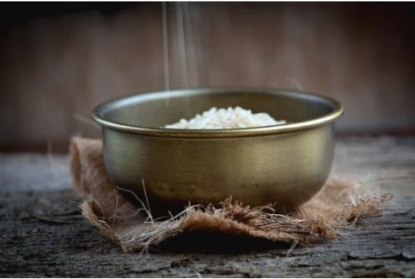 Tazón de arroz