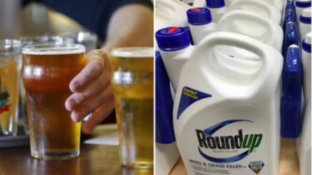 Según investigación 19 de 20 marcas de cerveza y vino poseen el ingrediente activo de los herbicidas