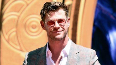 Thor pone su martillo a descansar, Chris Hemsworth se aleja de Hollywood para estar con su familia