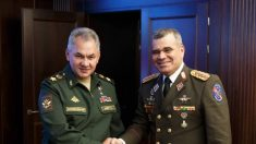 Rusia pide a EEUU no interferir en Venezuela mientras envía barcos de guerra