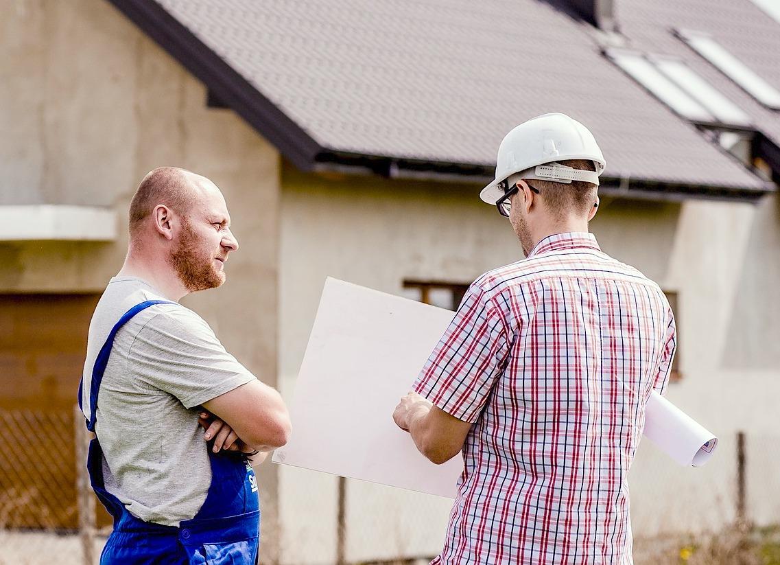 arquitectos, construcción