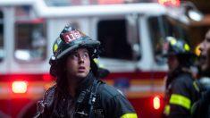 Mueren 5 niños en incendio de una guardería y 3 eran hijos de un bombero que apagaba otro fuego