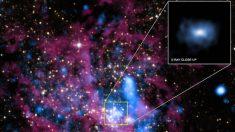 El agujero negro supermasivo de nuestra galaxia se iluminó de repente y nadie sabe por qué