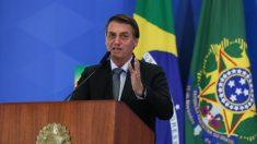 Bolsonaro rectifica y envía a su vicepresidente a investidura de Fernández