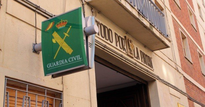 Foto ilustrativa. Sede de la Guardia Civil de Albacete/Twitter.