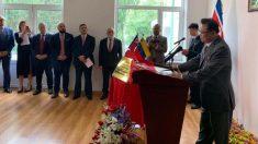 Maduro abre embajada en Corea del Norte