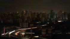 Sao Paulo oscureció a las tres de la tarde y el fenómeno dividió a los especialistas