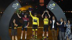 Egan Bernal agradece en cuatro idiomas al ser el primer sudamericano en ganar el Tour de Francia