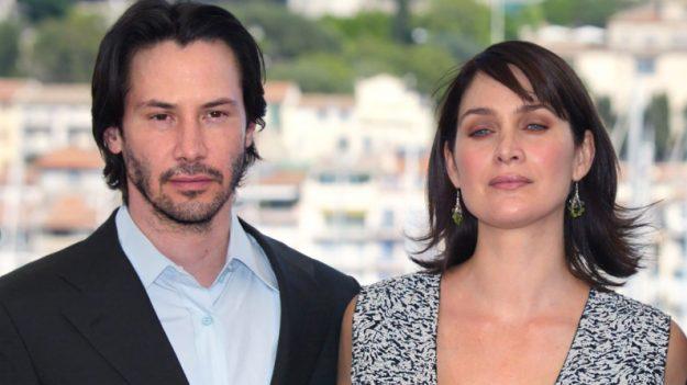 Keanu Reeves estará en la cuarta entrega de Matrix ¡junto a todo su elenco original!