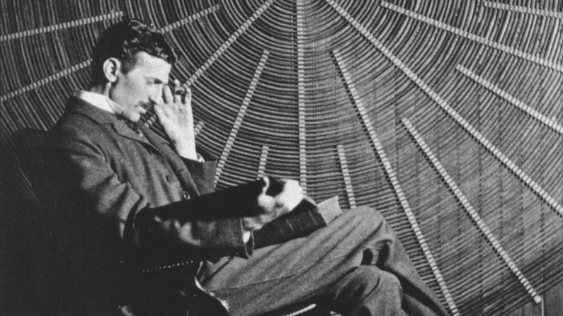 Nikola Tesla. (Wikimedia.commons/ Public Domain)