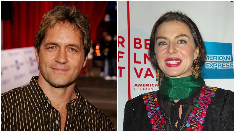 (Guy Ecker. Frazer Harrison/Getty Images | Margarita Rosa de Francisco. Gustavo Caballero/Getty Images)