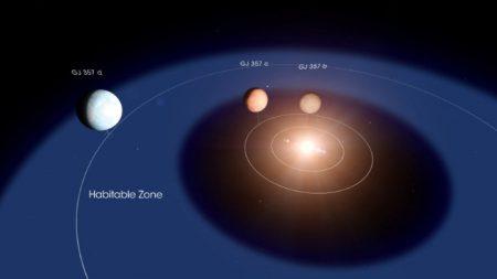 """Astrónomos descubren una """"súper-Tierra"""" que podría ser habitable a 31 años luz de distancia"""