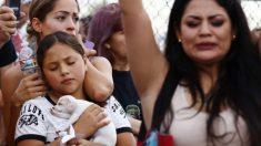Madre de 3 niños muere protegiendo a su bebé de 2 meses en el tiroteo de Texas