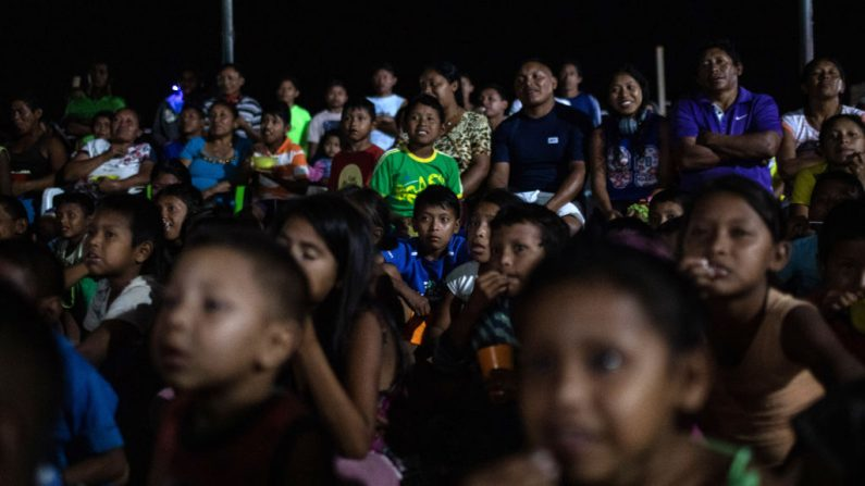 Imágen ilustrativa de refugiados venezolanos en Brasil. (Victor Moriyama / Getty Images)