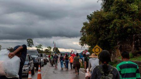 Brasil: Jefe de ACNUR pide que países continúen con acogida a venezolanos