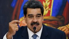 """Maduro dice que le """"dan risa"""" las sanciones de la Unión Europea a sus funcionarios"""