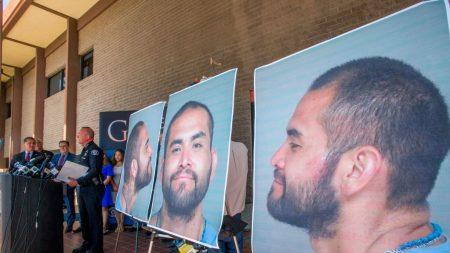Presunto asesino del machete de California era pandillero y fue liberado de prisión antes de tiempo