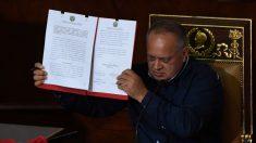 El chavismo quita la inmunidad a cuatro diputados y amenaza con adelantar los comicios legislativos