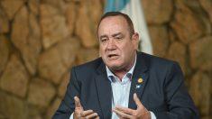 Presidente electo de Guatemala quiere acordar medidas con EEUU para generar empleo y frenar migración