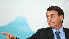 Bolsonaro sanciona ley que obliga a agresor de mujeres a pagar los gastos médicos