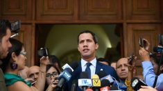 Guaidó anuncia retirada de diálogos con el régimen de Maduro