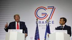 EE.UU. no apoya la ayuda del G7 a Brasil por la Amazonía