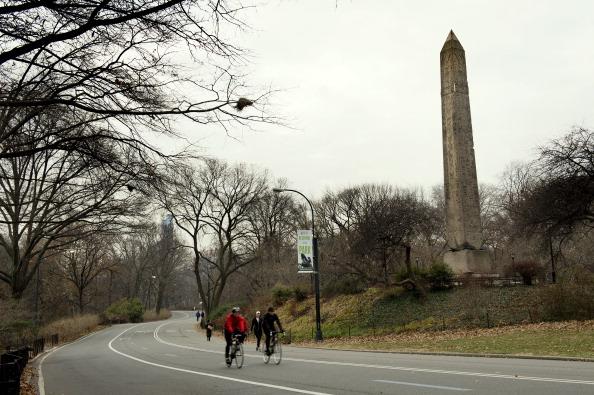 Obelisco Cleopatra Central Park de N. York
