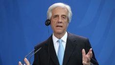 Presidente do Uruguai é diagnosticado com tumor maligno