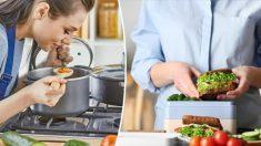 """La llaman """"esclava"""" en Facebook por hacerle el almuerzo a su esposo, pero tiene la respuesta perfecta"""
